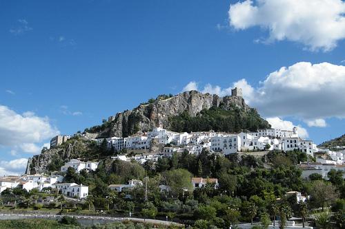 Pueblos blancos: Zahara de la Sierra