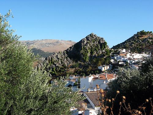 Pueblos blancos: Montejaque