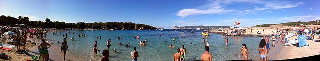Playa cala Bassa