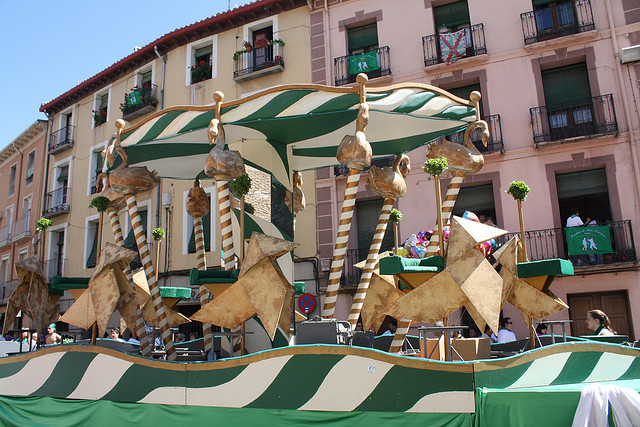 Fiesta San Lorenzo, Huesca