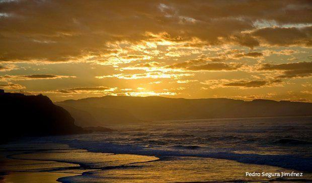 Puesta de sol Playa de Sopelana