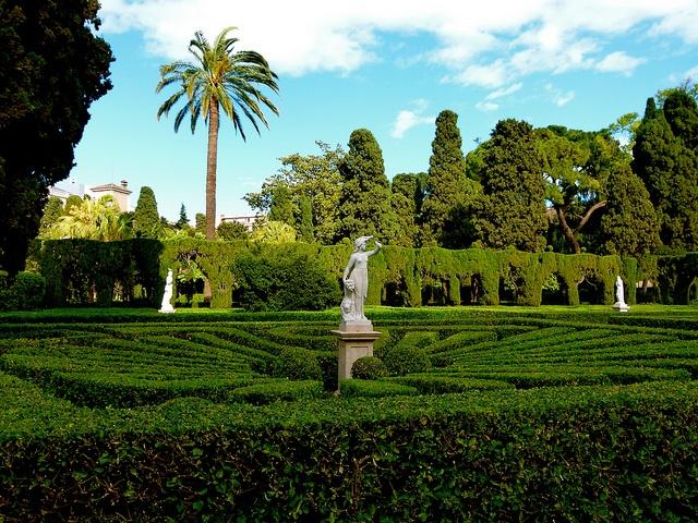 Jardines del Monforte