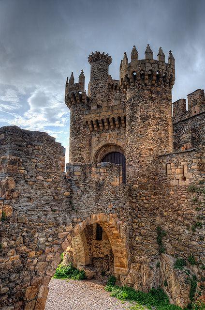 castillo ponferrada