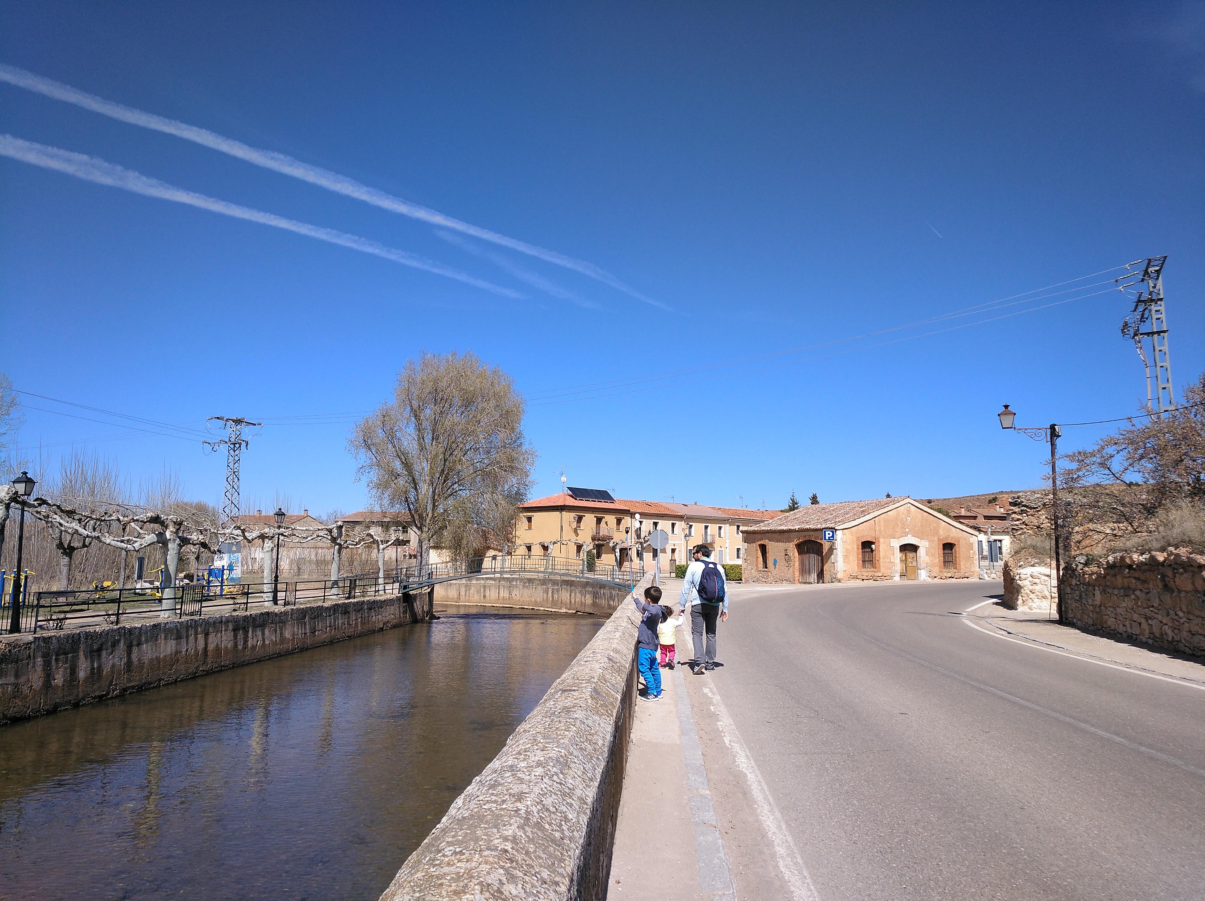 Paseo por el Río Aguisejo