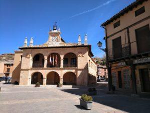 Ayuntamiento Ayllón.