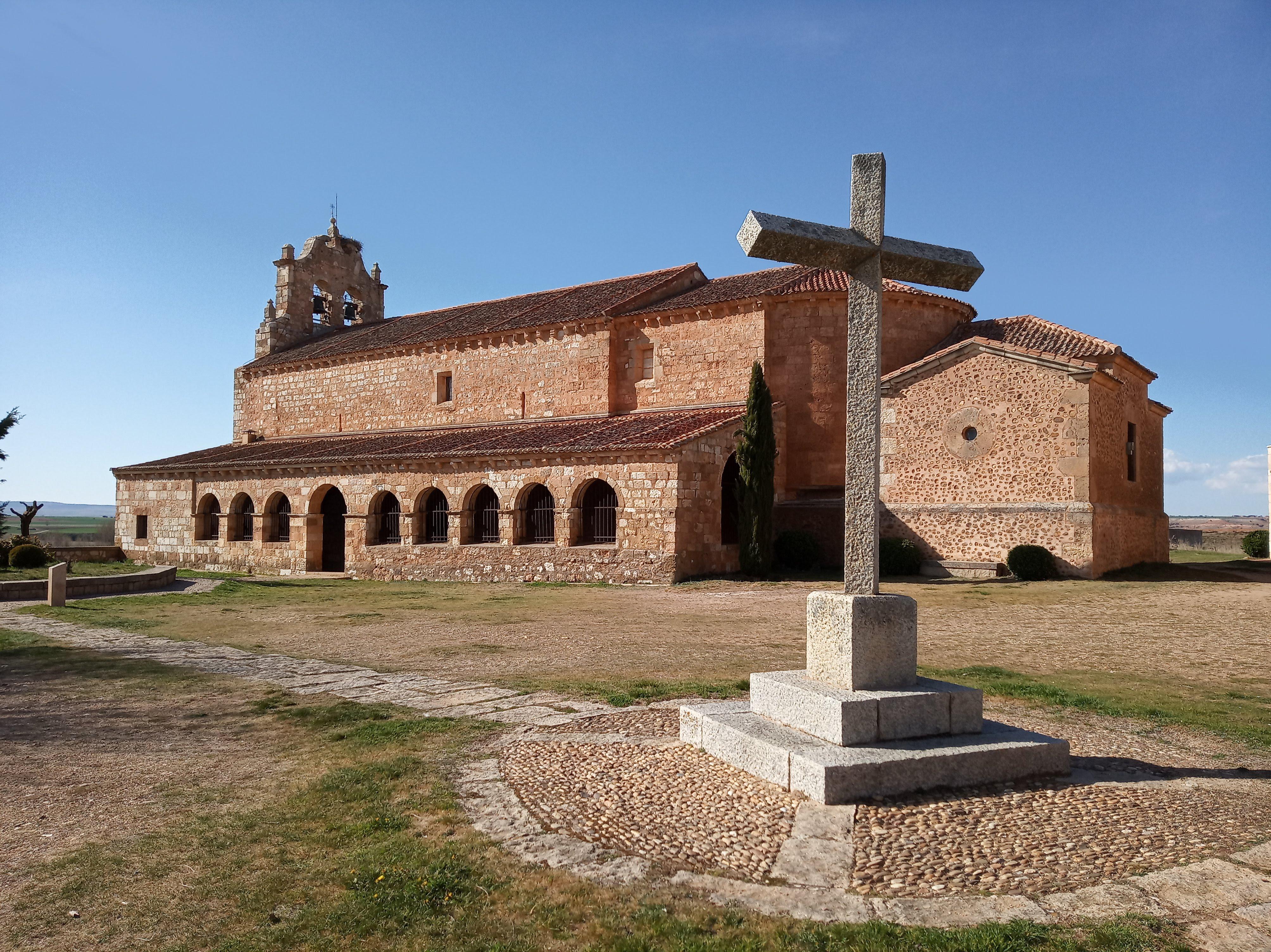 Santa María de Riaza.