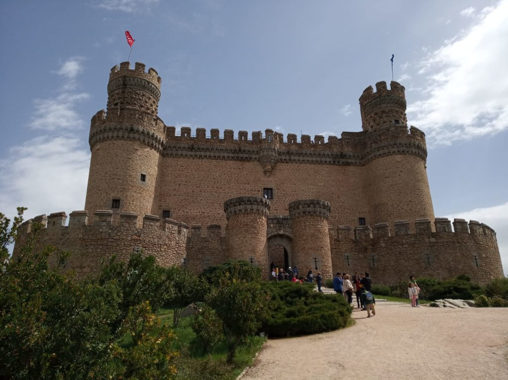 Castillo Manzanares El Real.