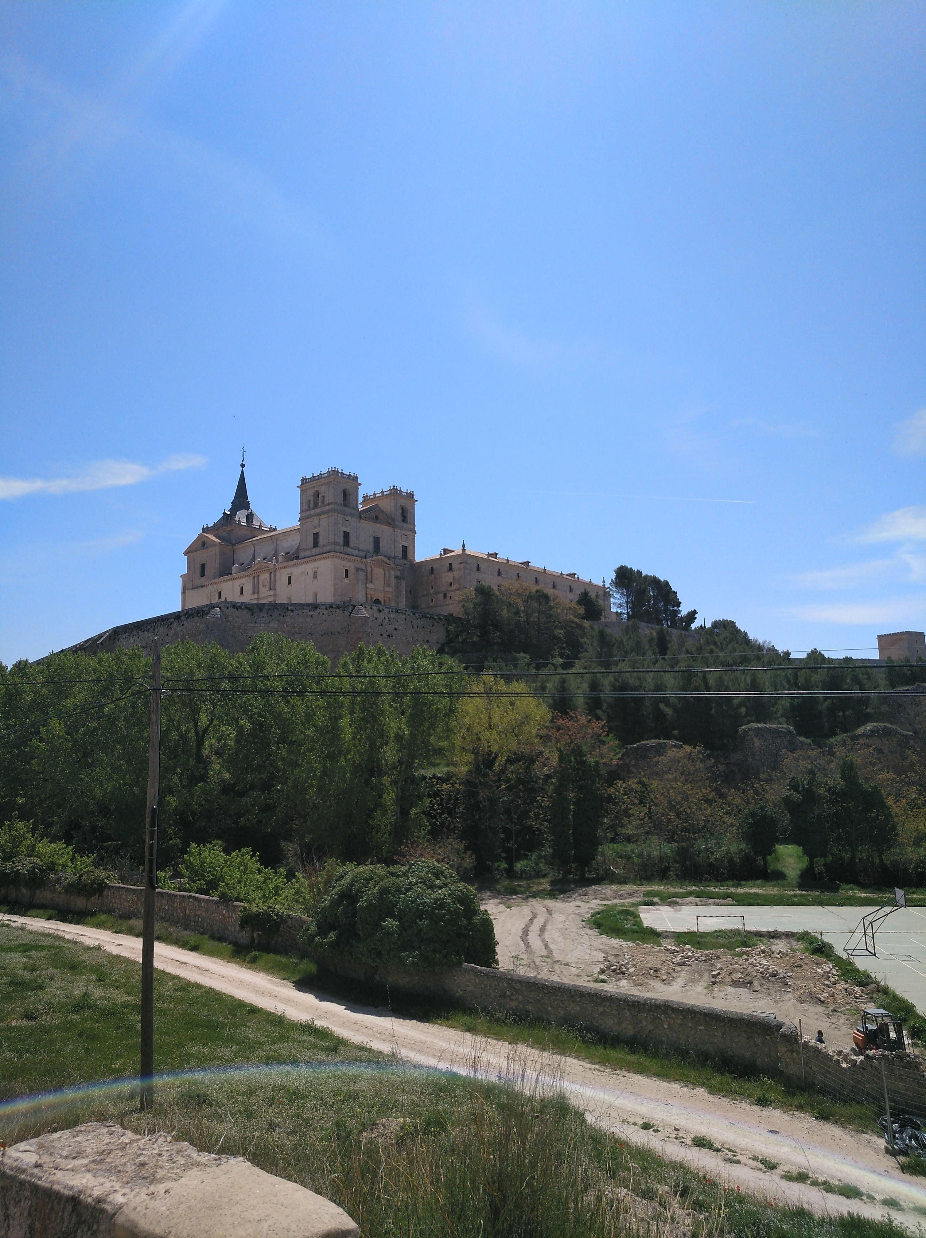 Monasterio de Uclés.