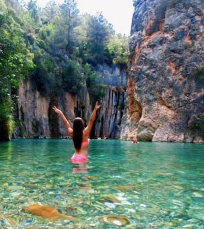 Turismo activo en Castellón- Aguas termales de Montanejos