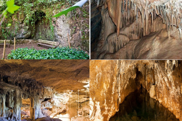Qué ver en Badajoz-Cuevas Fuentes de León