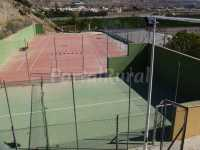 Pistas Multideporte:Paddel, Futbol Sala, Tenis.