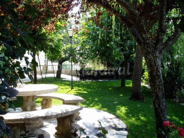 Mirador de la sierra 1 y 2 casa rural en sequeros - Casa rural para 2 ...