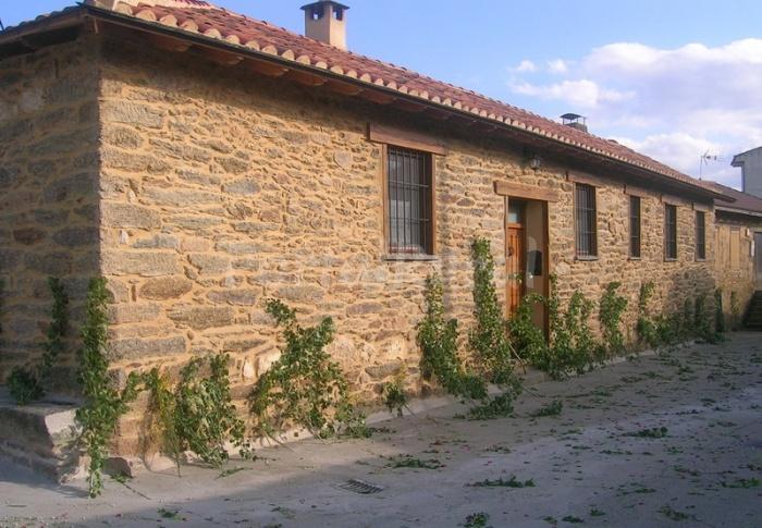 Casa de la parrada casa rural en peque zamora - Casas rurales cerca de zamora ...