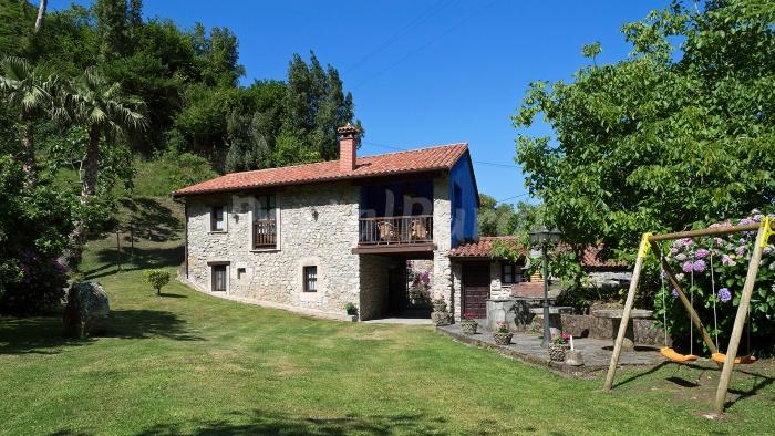 Molin de sotu casa rural en colunga asturias - Casa de campo asturias ...