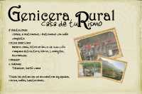 Foto 1 de Casa Rural Genicera Rural