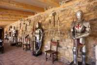 Salón de armaduras
