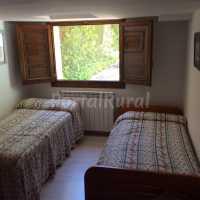 Dormitorio de 4 plazas