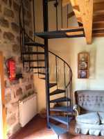 Escalera - Rincón del Centeno