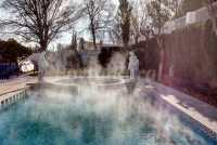 piscina termal dia