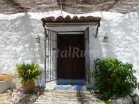 entrad casa andaluza