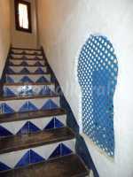 Escalera Apto Sherezade