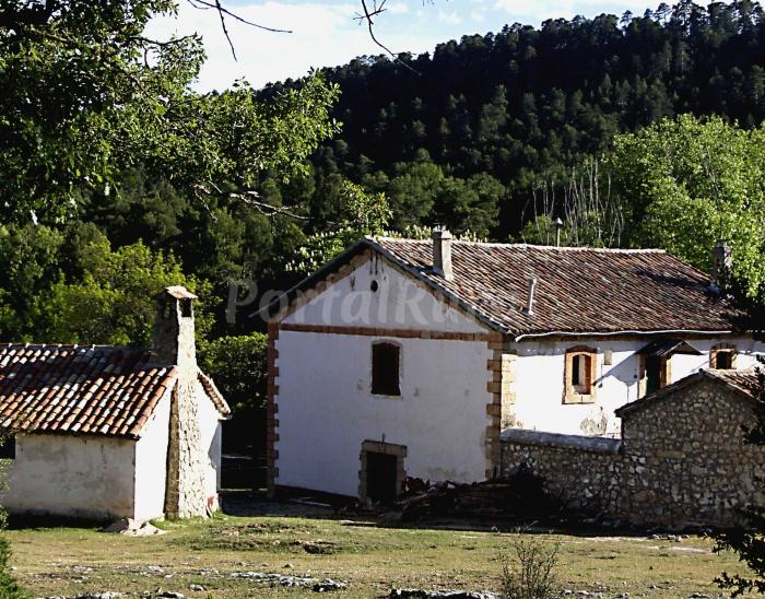 El cervi uelo casa rural en majadas cuenca for Casa rural priego cuenca