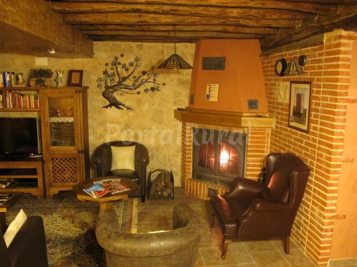 Valle del duero casa rural en langa de duero soria - Casa rural valle del duero ...