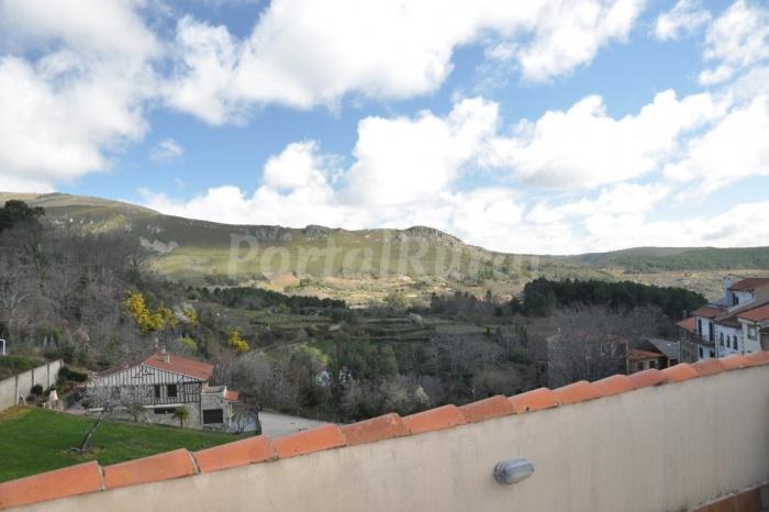 Posada las madras hostal rural en villanueva del conde - Casa rural villanueva del conde ...