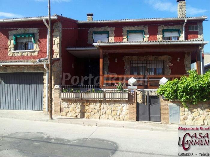 La casa de carmen casa rural en camarena toledo - Casa rural camarena de la sierra ...