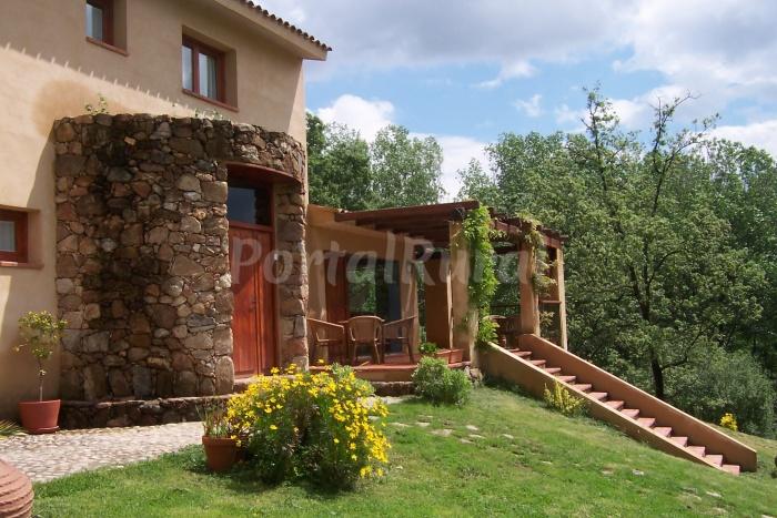 Casa rural entreaguas villanueva de la vera - Casa rural para 2 ...