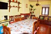 Casa Rural Los Laureles. Salón Comedor