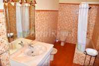 Casa Rural Los Laureles. Baño