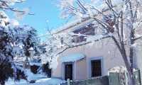 Casa Rural Los Laureles. Jardín