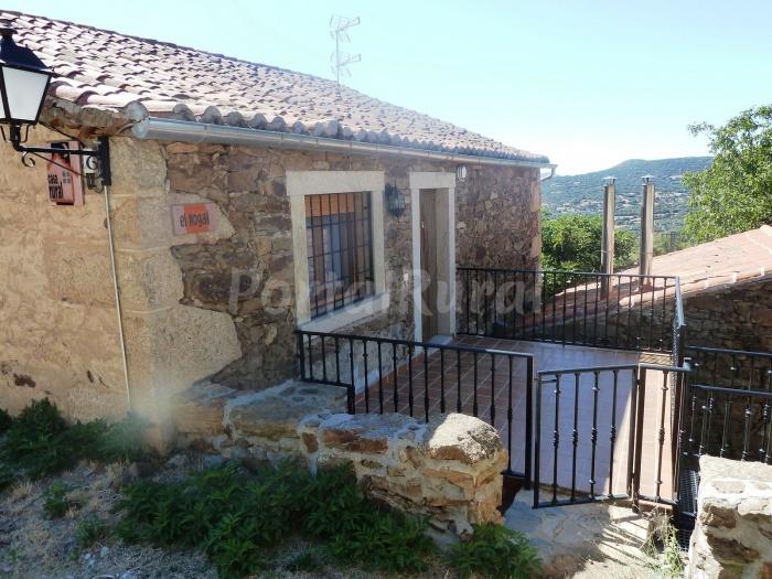 La higuera y el nogal alojamiento rural en aldehuela - Casa rural la higuera ...
