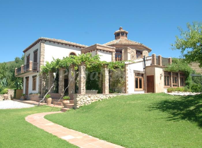 Cortijo el maestro casa rural en valle granada - Granada casa rural ...