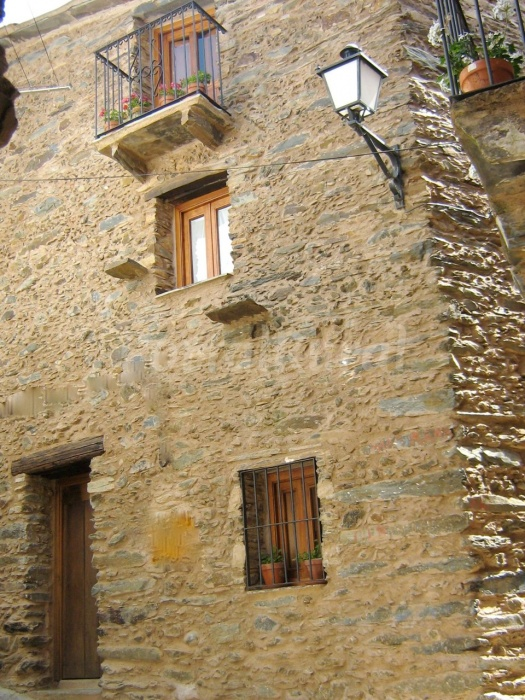 Casa de las seis cabritas casa rural en pinofranqueado for Casa rural mansion terraplen seis