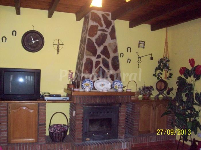Casa rural villalba casa rural en alm char m laga - Casa rural almachar ...