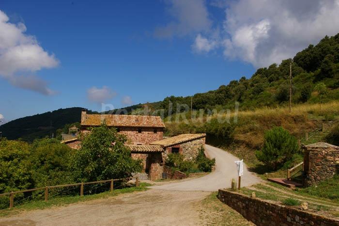 Casa rural la morera turismo rural en brull for Casa rural montseny