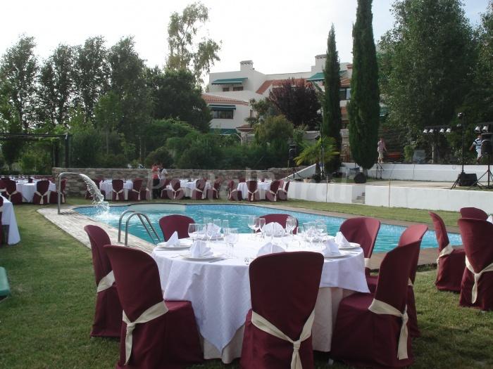 Hotel restaurante amalurra granada casa rural atarfe for Jr piscina granada