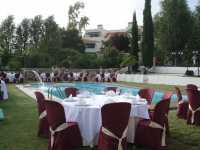 Celebracion en piscina