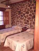 Dormitorio Volcán de la Cruz