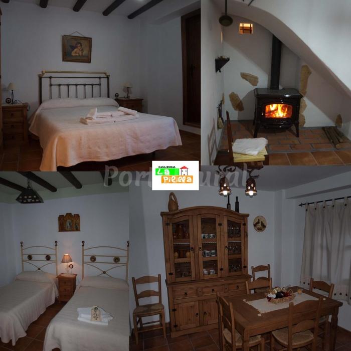 Casa rural la pililla casa rural en carcabuey - Casa rural carcabuey ...