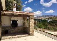 Barbacoa Casa Rural El Naranjo