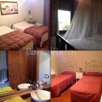 habitaciones y baños