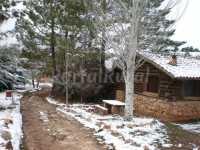 cabaña rural