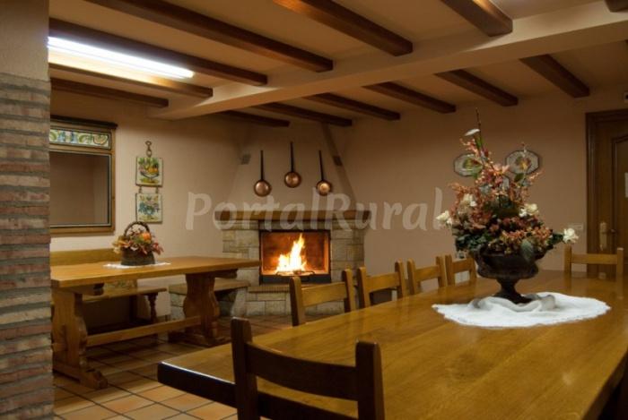 Casa senda bardenas casa rural en cabanillas navarra - Casa rural en rupit i pruit ...