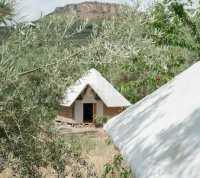 cabañas africanas