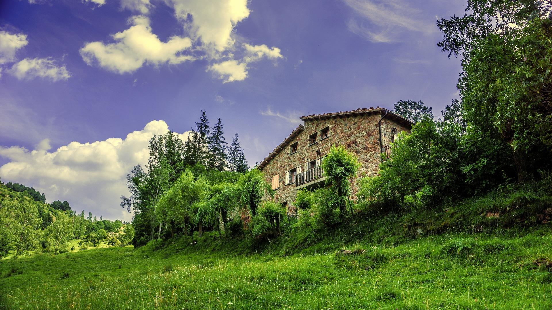 Casas rurales y turismo rural en portalrural - Casa rurales en madrid ...