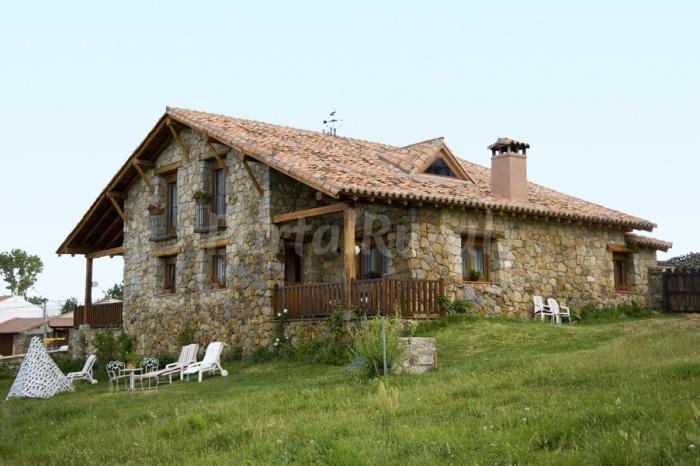 Casas rurales Ávila
